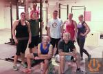 CTown - 1st WOD at the box!